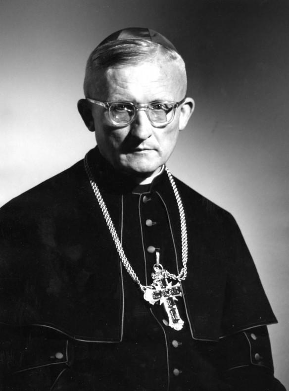Joseph Höffner, der Gelehrte 1906–1987 Foto: Erzbistum Köln