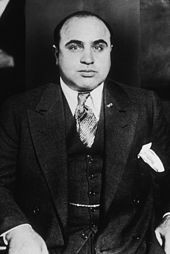 Alphonse »Al« Capone (1899– 1947) Foto wikipedia