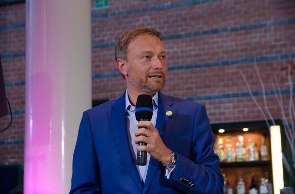 Christian Lindner, FDP-Chef: Wie lange noch? Foto: FDP