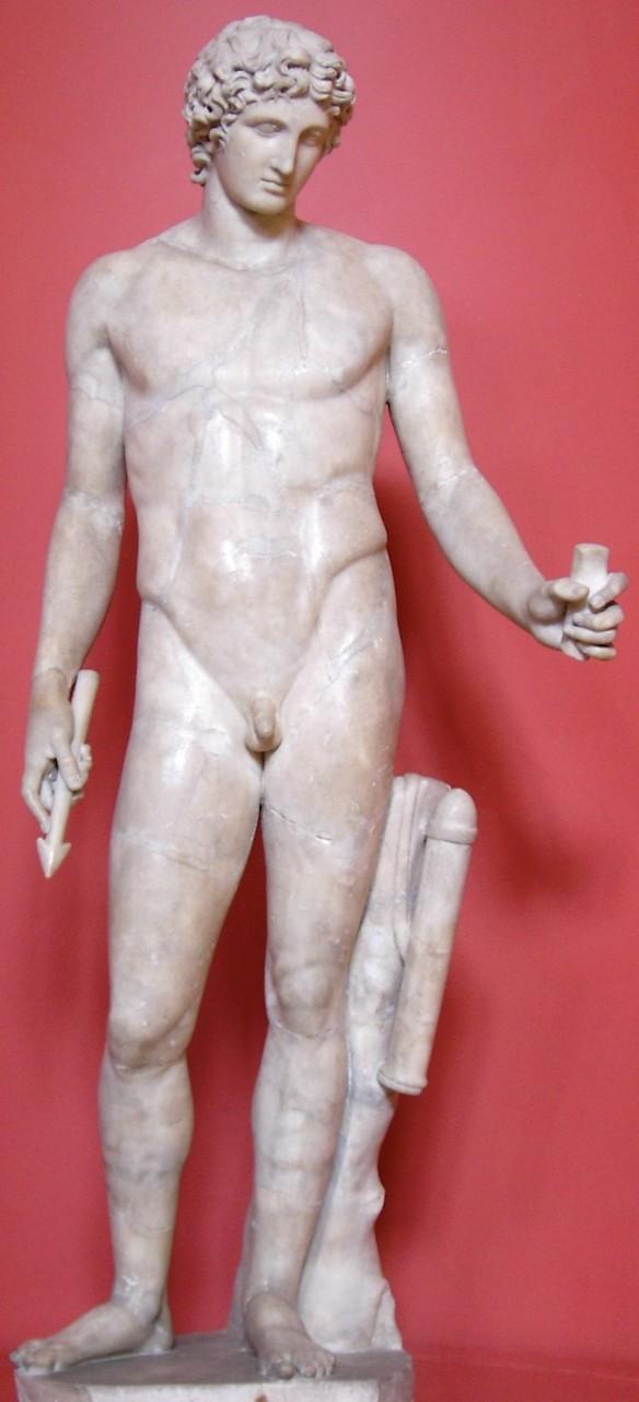 Römischer Apollo Foto Stuart Yeates/wikipedia