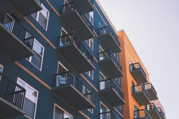 Es tobt ein Kampf um Wohnungen