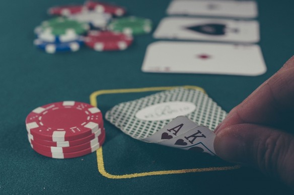 Pokerspiel Foto: pixabay
