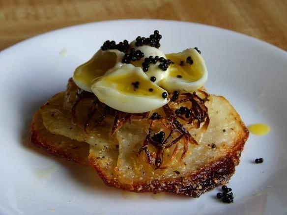 Kaviar auf Wachtelei Foto pixabay
