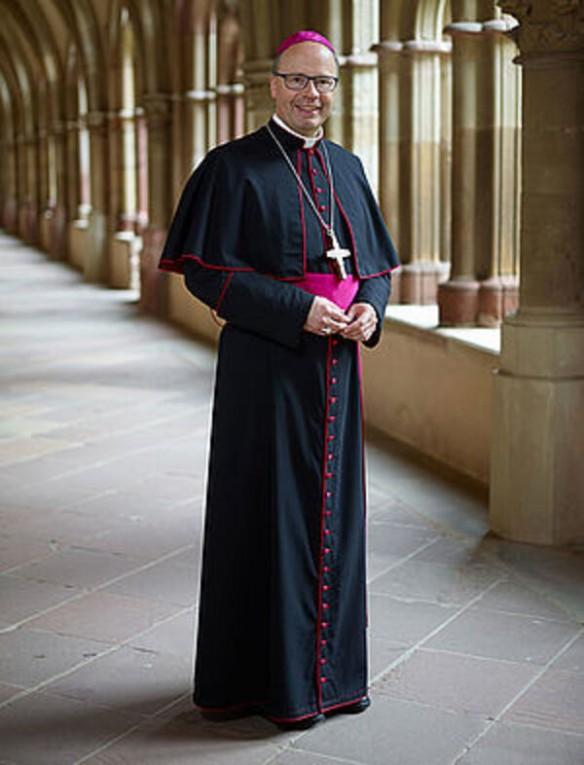 Bischof Stephan Ackermann, Trier Foto: www.bistum.trier.de