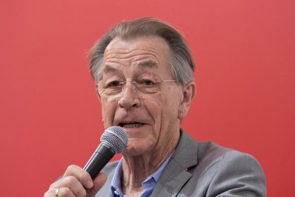 Franz Müntefering, geboren am 16. Januar 1940 Foto wikipedia