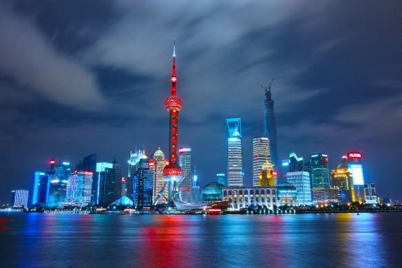 Ich sage nur: China, China, China (Kurt Georg Kiesinger).