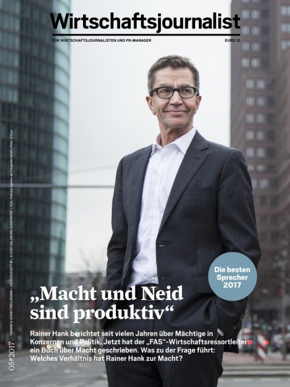 Rainer Hank ·  Wirtschaftsjournalist 05-2017