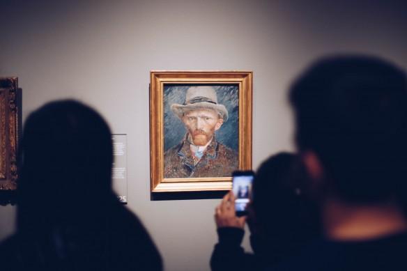Viel Besucher für wenig Kunst