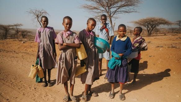 Hunger. In Nord-Kenia. Foto Tucker Tangeman/unsplash