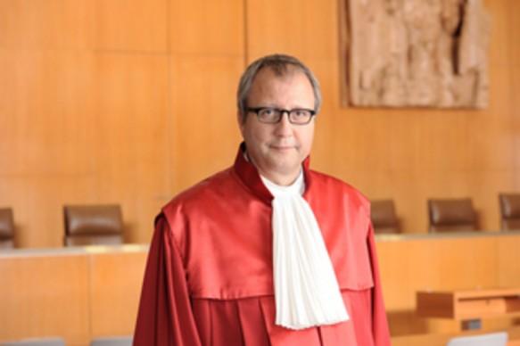 »ultra vires«: Andreas Voßkuhle, Präsident des Bundesverfassungsgerichts Foto bundesverfassungsgericht.de