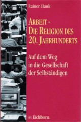 Arbeit – die Religion · Cover