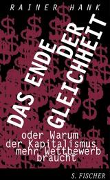 Buch »Das Ende der Gleichheit«, ISBN 978-3-100-30055-3