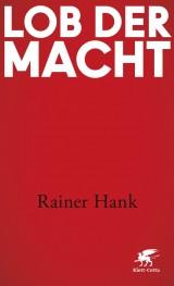 Buch »Lob der Macht«, ISBN 978-3-608-96179-9