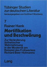 Mortifikation … · Cover