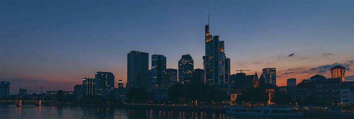Frankfurt Skyline, Foto: Dominique Müller/unsplash.com