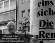 Norber Blüm (1935 bis 2020)