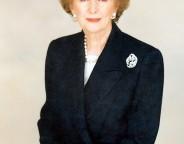 Margaret Thatcher: Symbolfigur des Neoliberalismus Foto: wikipedia