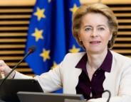 Ursula von der Leyen Foto: EU Kommission